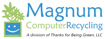 Magnum Computer: Computer Recycling in NJ for Certified Business and Household Computer and Electronics Recyling