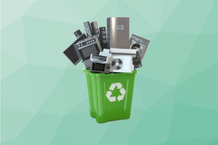 Industrial e-Waste Recycling